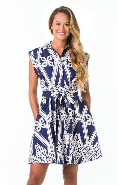 Tori Richard Diamond Life Jodie Dress - Ship Chic