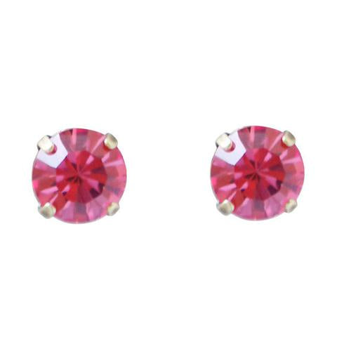 Loren Hope Kaylee Studs - Rose - Ship Chic