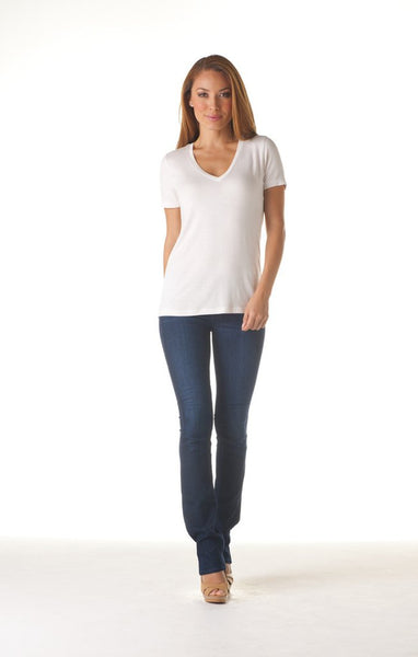 Tori Richard Janice Top in White - Ship Chic