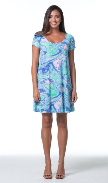 Bay Breeze Kaylin Dress