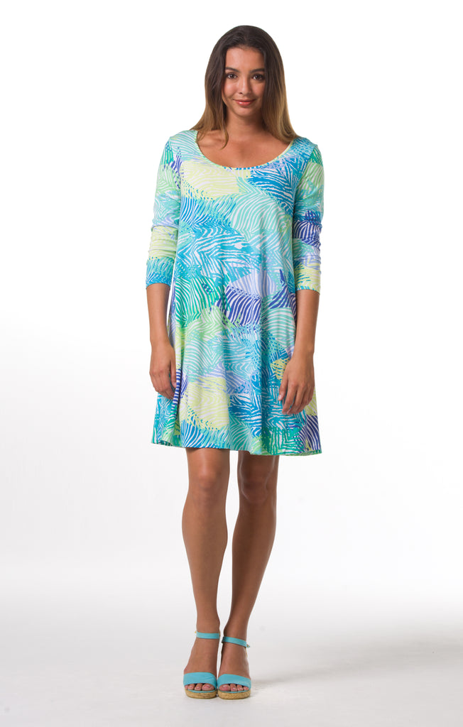 Tori Richard Something's Fishy Zolie Dress - Ship Chic