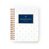 Emily Ley Daily Simplified Planner - Gold Pineapple - Ship Chic