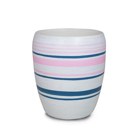 Mer-Sea Lumio Striped Cup Candle - Ship Chic