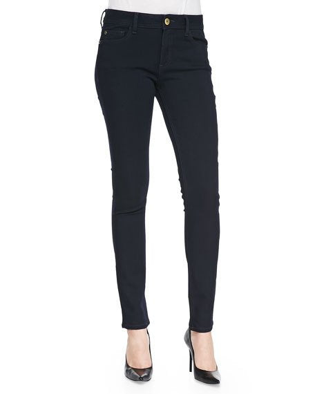 DL 1961 Premium Denim Ink Florence Instasculpt Jeans in Neptune - Ship Chic