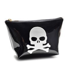 Lolo Black & White Skull Small Avery - Ship Chic