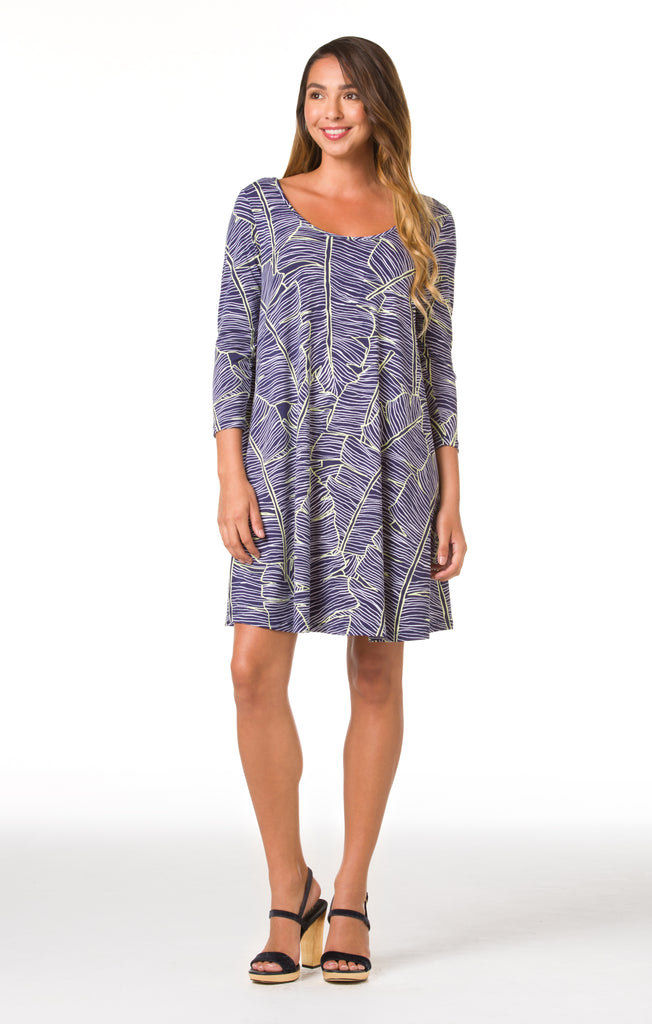 Tori Richard Jungle Boogie Zolie Dress - Ship Chic