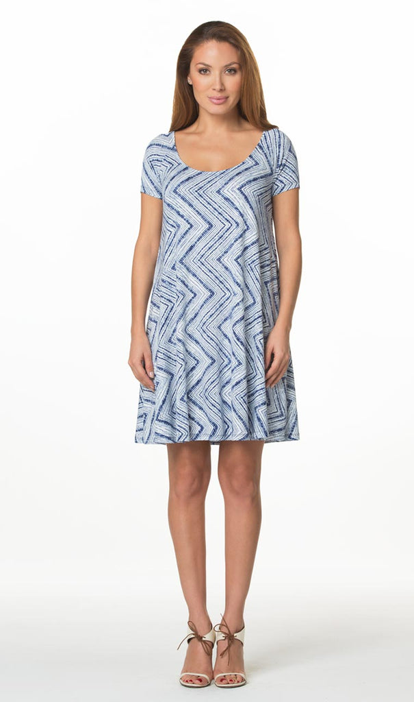 Tori Richard Zazzle Kaylin Dress - Ship Chic