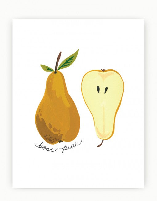 Fruits Gallery Wall Art Prints 11 x 14