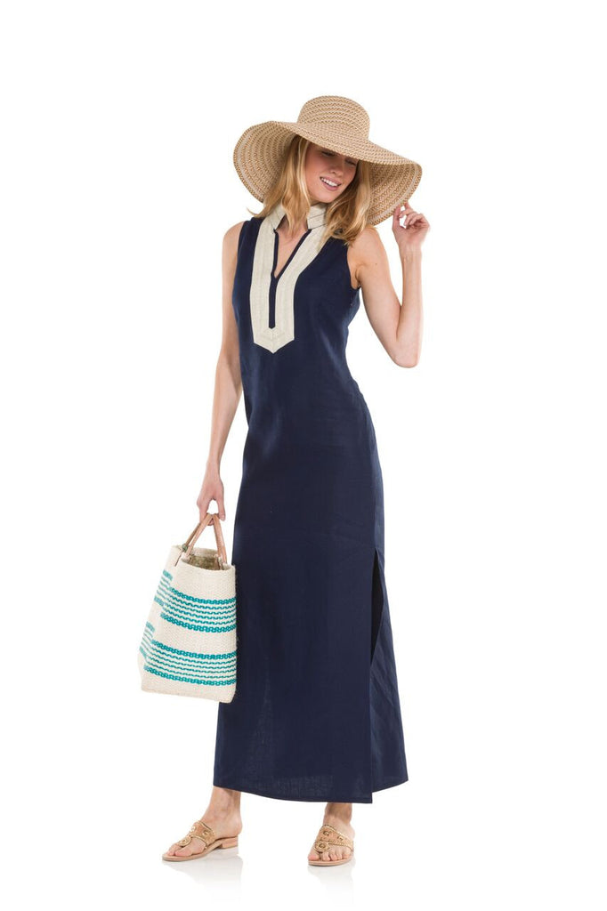 Sail to Sable Maxi Classic Navy - Ship Chic