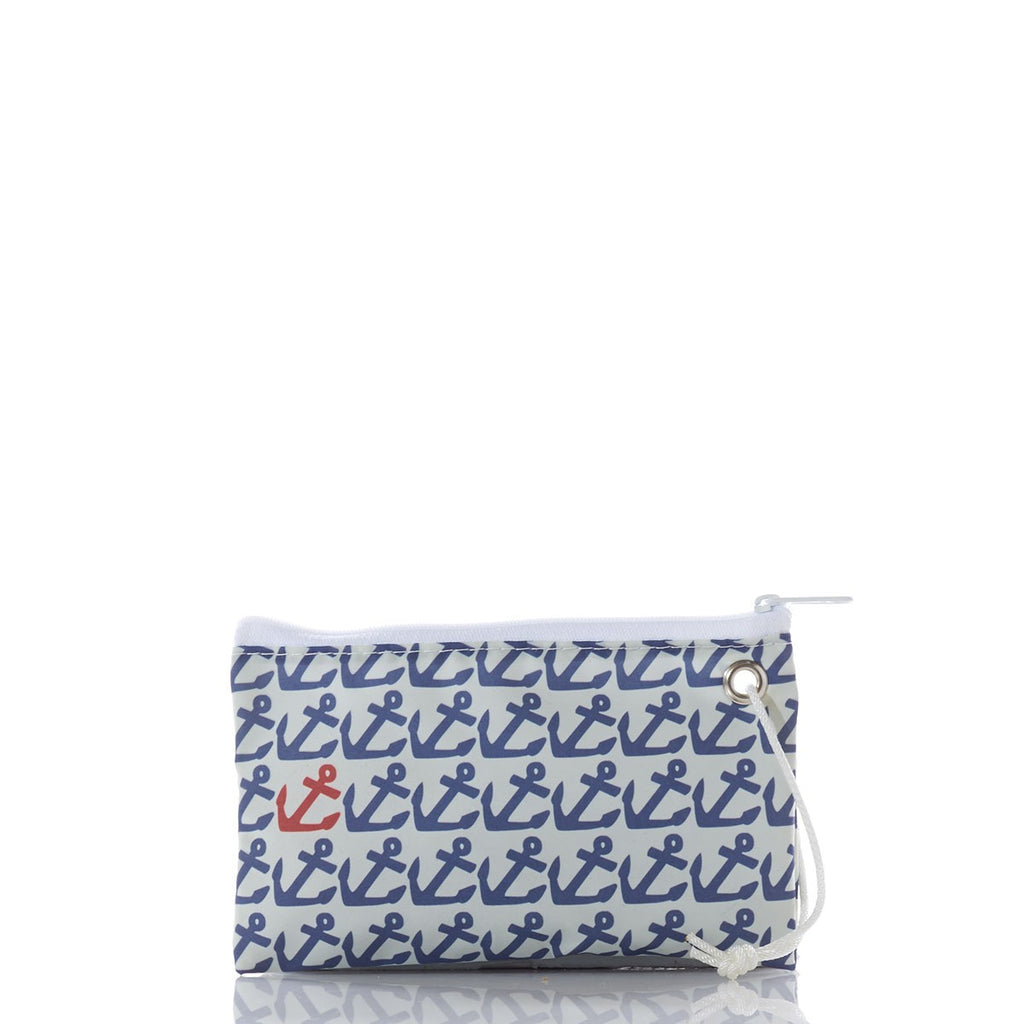 Seabags Anchor Pop Wristlet - Ship Chic