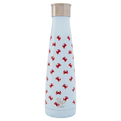 Swell Bottle 15 oz. Crab Walk S' IP - Ship Chic