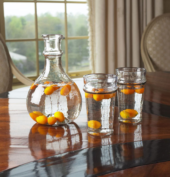 Napa Home and Garden Castillian Glass Decanter - Ship Chic