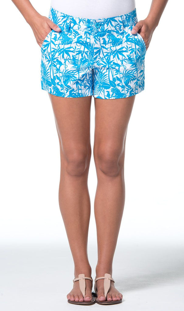 Tori Richard Cuckoo Jungle Sadie Short - Ship Chic