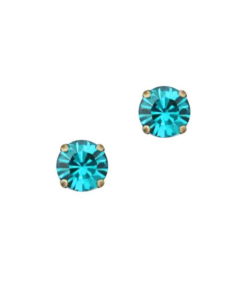 Loren Hope Kaylee Studs - Aqua - Ship Chic