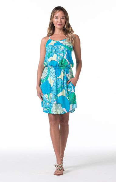 Tori Richard Aww Shucks Annie Dress - Ship Chic