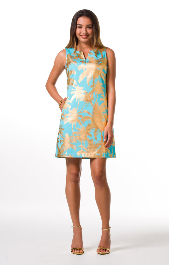 Tori Richard Royal Palm Adele Dress - Ship Chic