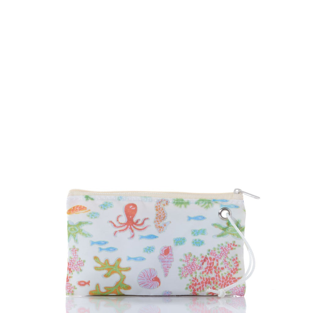 Seabags Coral Reef Wristlet - Ship Chic