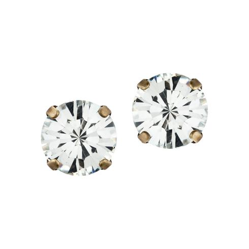 Loren Hope Kaylee Studs - Crystal - Ship Chic