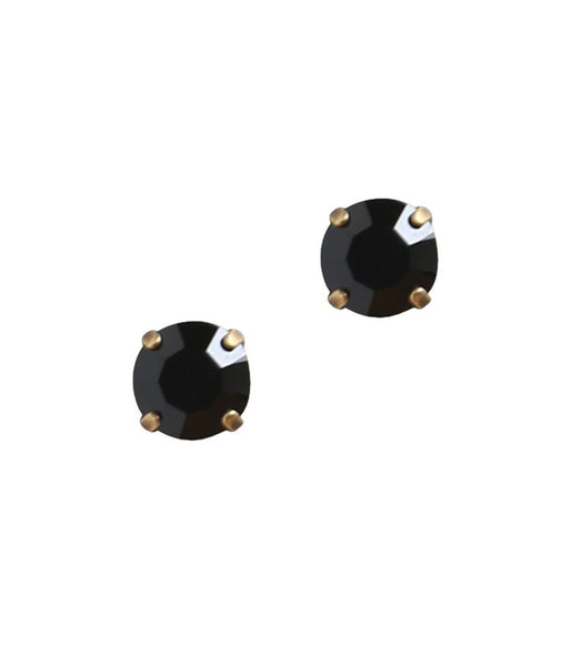 Loren Hope Kaylee Studs - Jet - Ship Chic