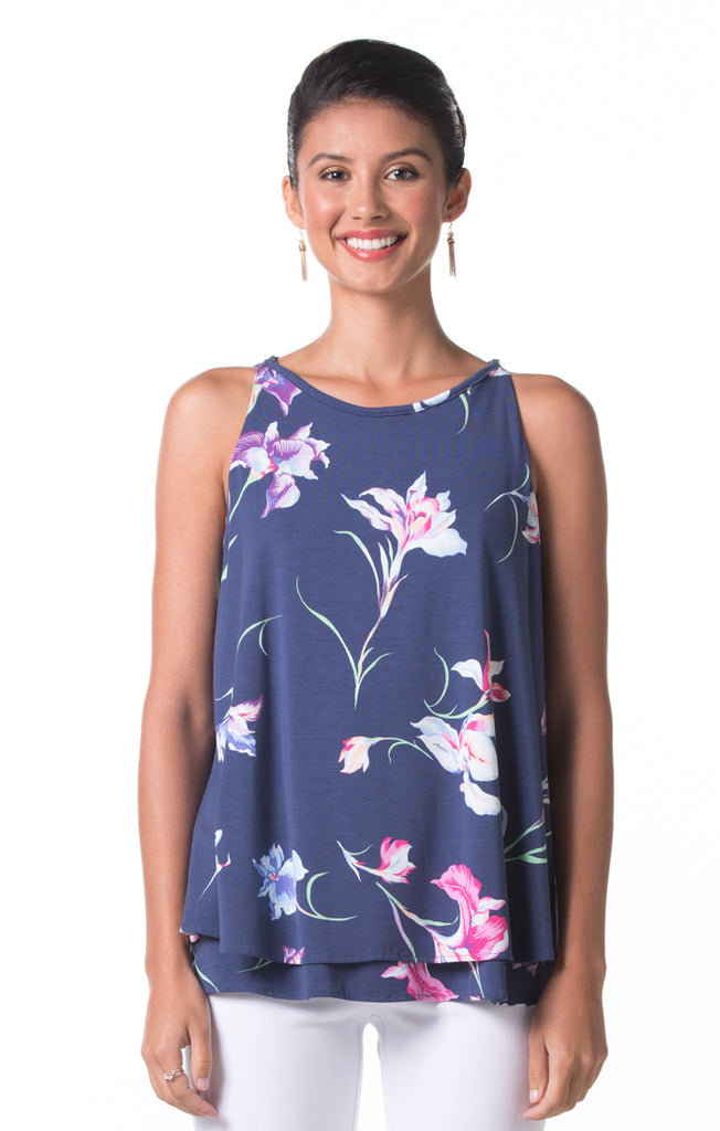 For Your Iris Only Deane Top