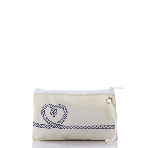 Heart Shaped Rope Wristlet