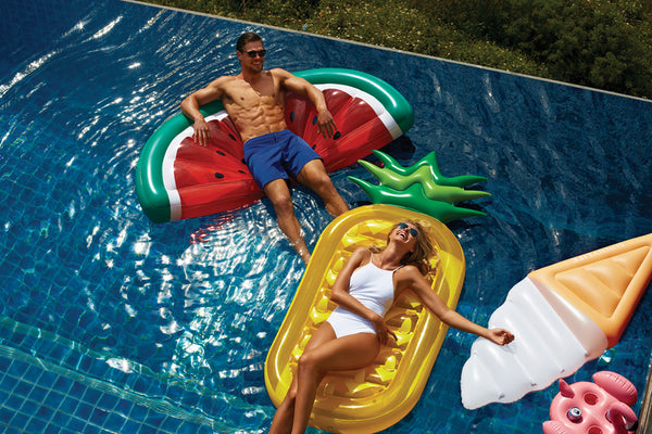 Sunnylife Luxe Float Pineapple - Ship Chic