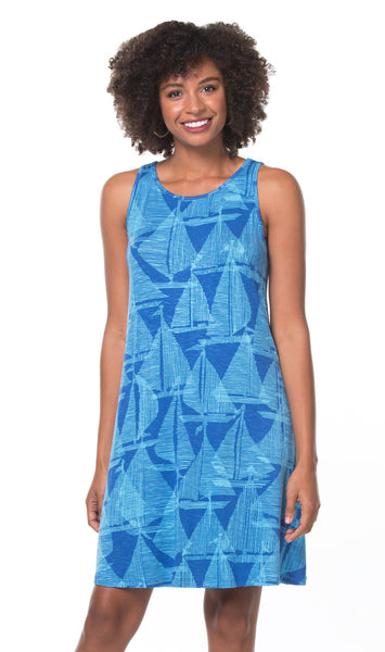 Tori Richard Ship Shape Nova Dress - Ship Chic