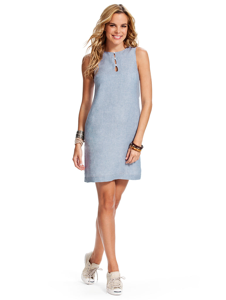 Island Company Moonshade Castaway Shift Dress - Ship Chic