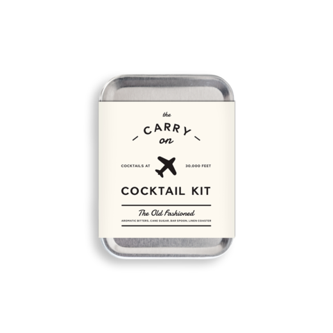 W&P Design Carry On Cocktail Kit Old Fashioned - Ship Chic