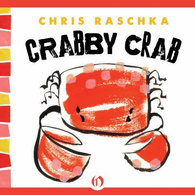 Hachette Book Group Crabby Crab Book - Ship Chic