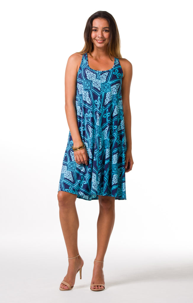 Tori Richard Diamond Head Lillian Dress - Ship Chic