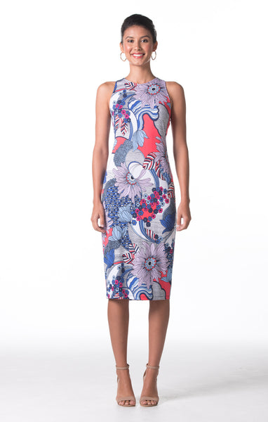 Tori Richard Crazy In Love Karley Dress - Ship Chic