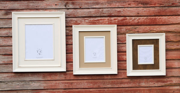 The Suber Company Magnolia Frame Collection 8x10 Natural - Ship Chic