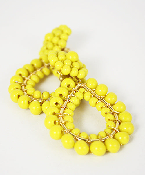 Lisi Lerch Margo Earrings - Lemon - Ship Chic
