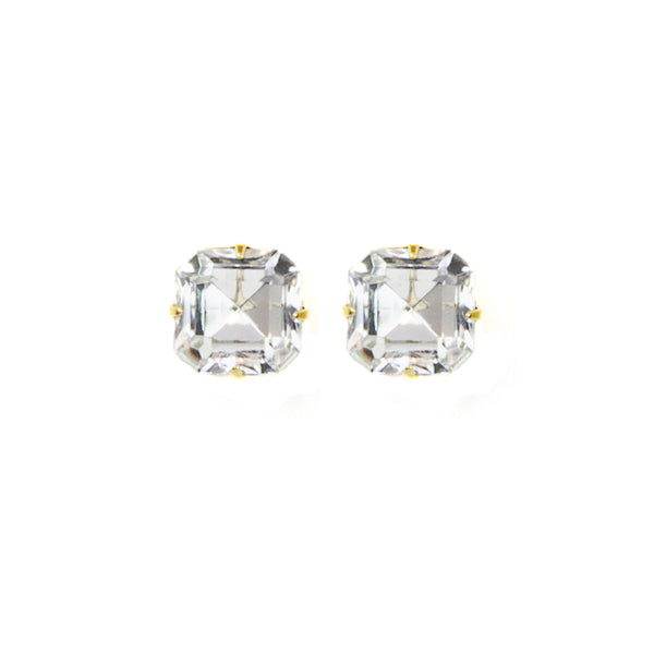 Loren Hope Sophia Studs - Crystal - Ship Chic