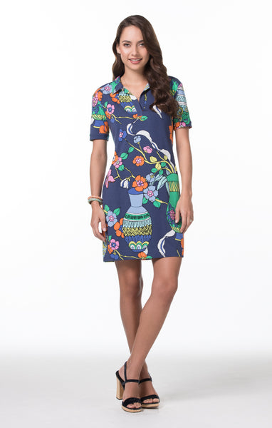 Tori Richard Ming Fling Jasona Dress - Ship Chic