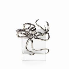 Zodax Decorative Silver Octopus - Ship Chic
