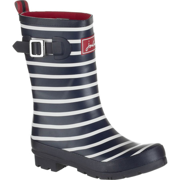 Joules Molly Welly - French Navy Stripe - Ship Chic