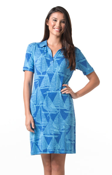 Tori Richard Ship Shape Jasona Dress - Ship Chic