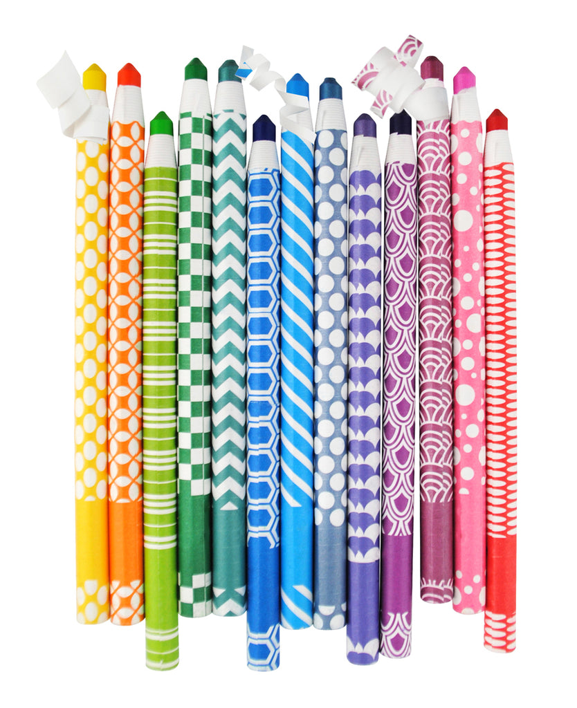 International Arrivals Color Appeel Crayons Set of 12 - Ship Chic