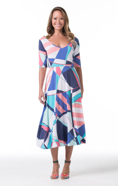 Smooth Sailing Olivia Dress