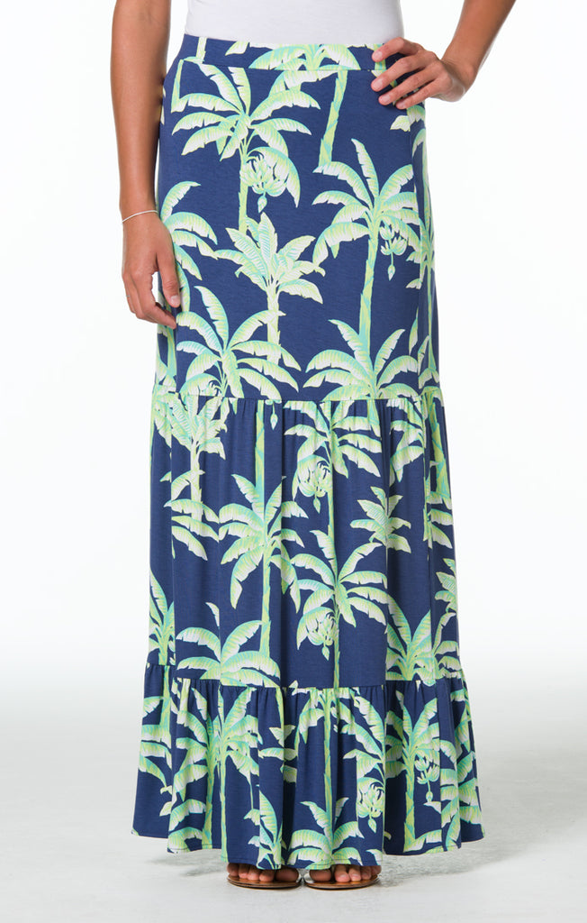 Tori Richard Banana Rama Bridget Skirt - Ship Chic