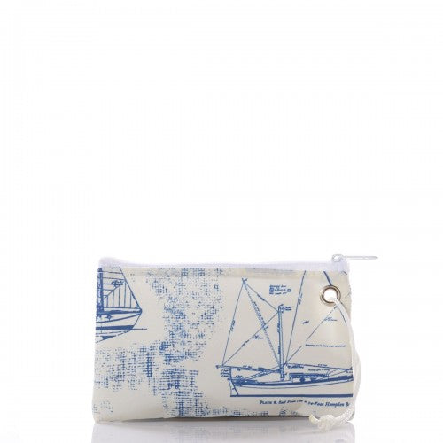 Seabags Boat Builder Wristlet - Ship Chic