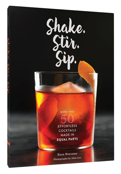 Hachette Book Group Shake, Stir, Sip - Ship Chic