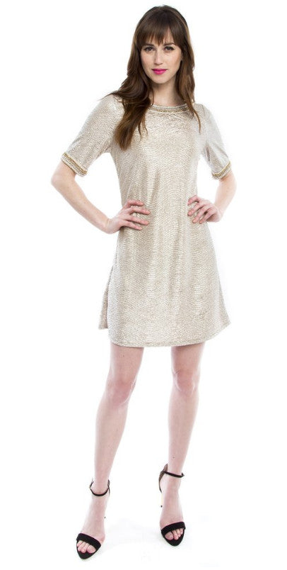 Julie Brown NYC Sterling Dress - Ship Chic