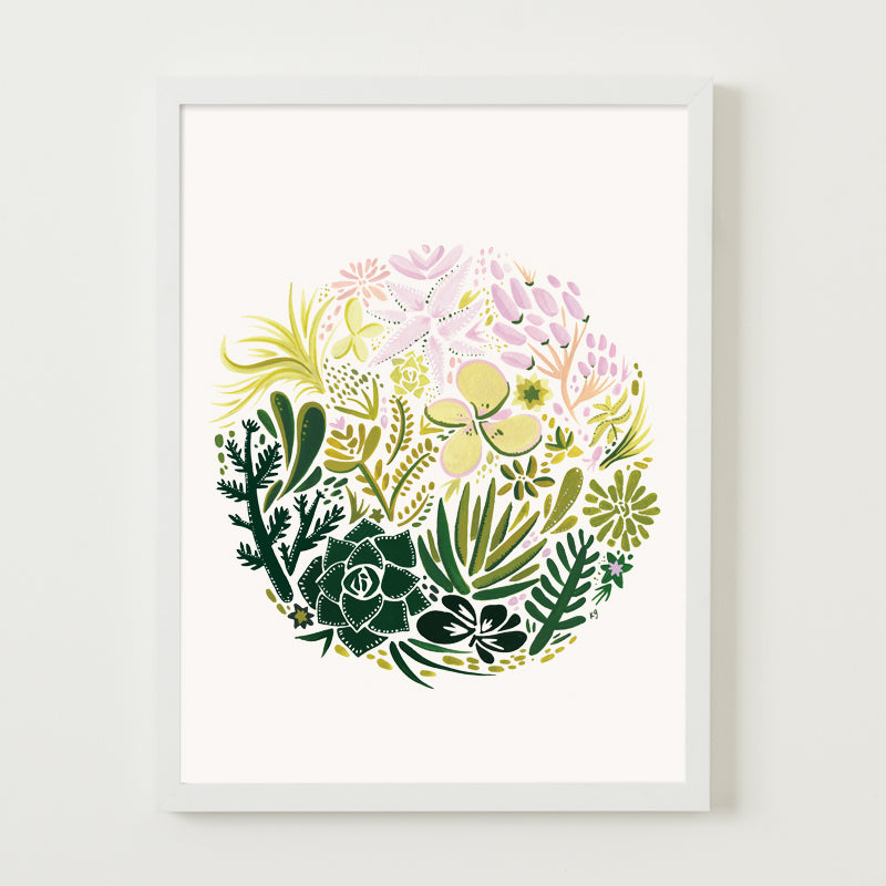 Idlewild Co Succulent Sphere - Ship Chic