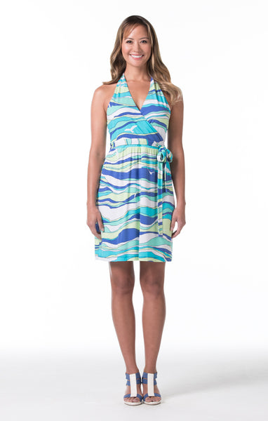 Shore Thing Bernadette Dress