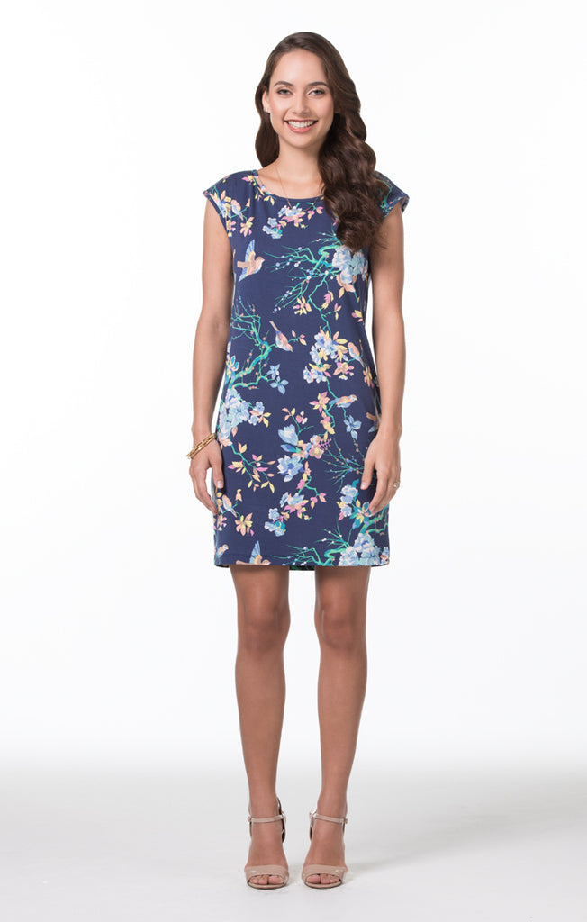 Tori Richard Bird In Hand Sophie Dress - Ship Chic