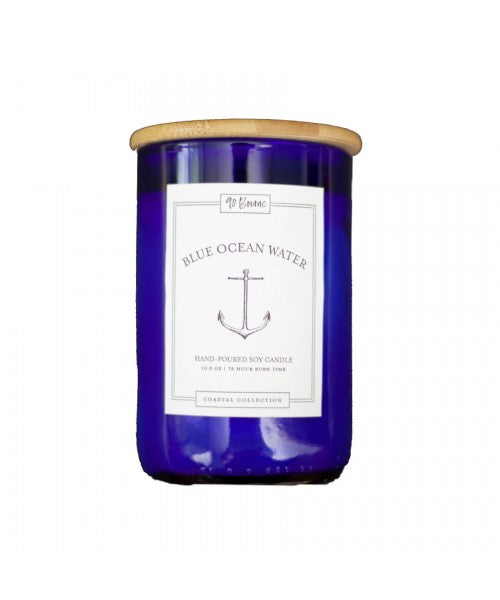 10oz. Soy Candle - Blue Ocean Water