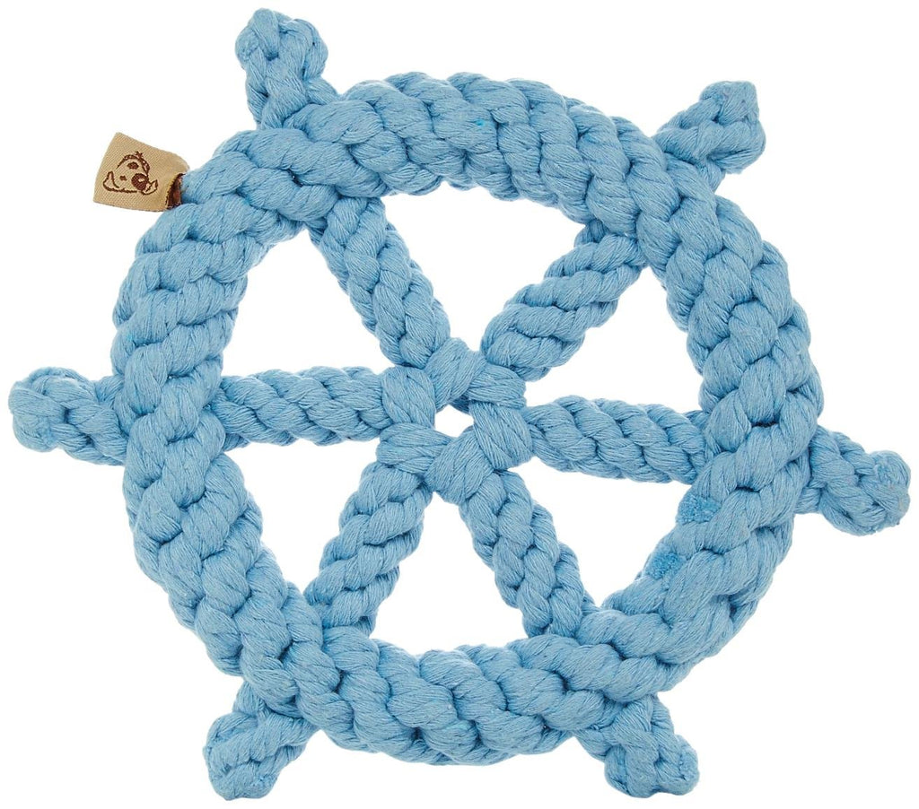 Jax & Bones Wheel Rope Toy - Ship Chic
